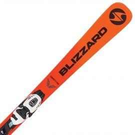Blizzard FIREBIRD COMP.JR + FDT 7
