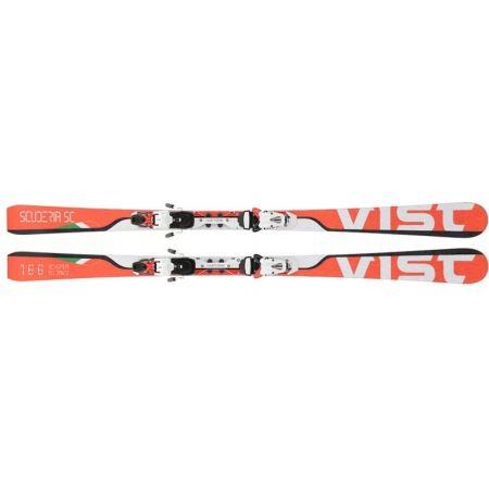 Sjezdové lyže - Vist SCUDERIA SC + VPM311 SL - 4