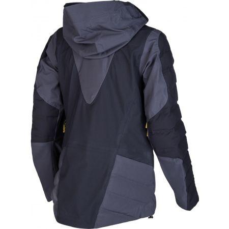 Dámská zateplená bunda - Bergans HEMSEDAL HYBRID LADY JKT - 4