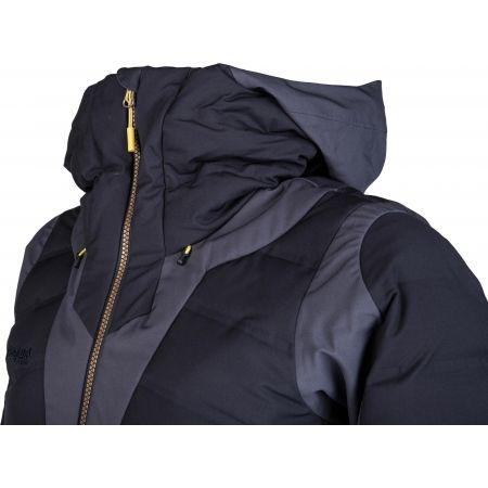 Dámská zateplená bunda - Bergans HEMSEDAL HYBRID LADY JKT - 5