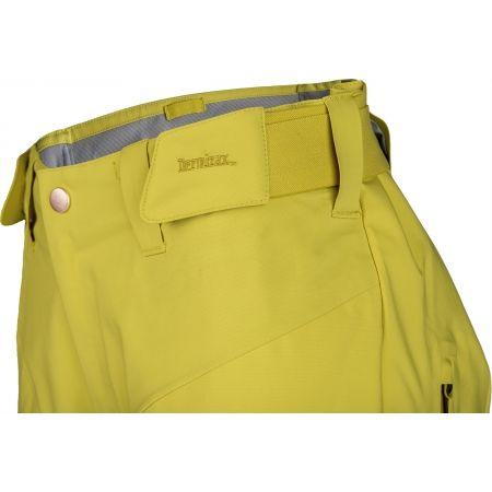 Dámské lyžařské kalhoty - Bergans HEMSEDAL HYBRID LADY PNT - 4