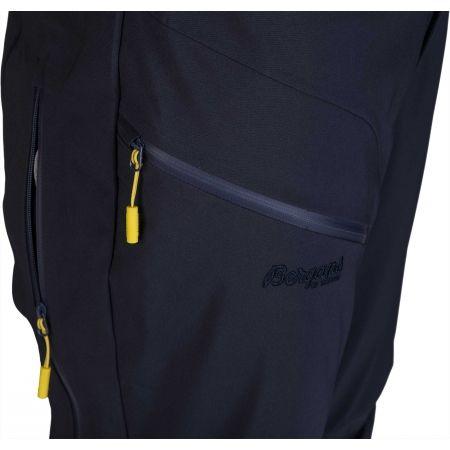 Dámské lyžařské kalhoty - Bergans HEMSEDAL HYBRID LADY PNT - 6