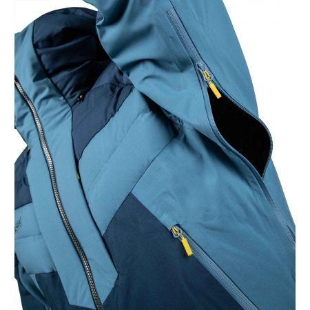 Pánská lyžařská bunda - Bergans HEMSEDAL HYBRID JKT - 7