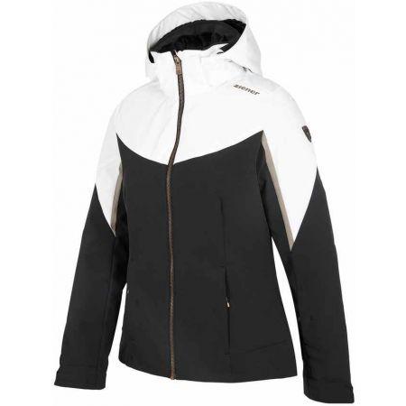 Dámská lyžařská bunda - Ziener TAFIA BLACK - 1