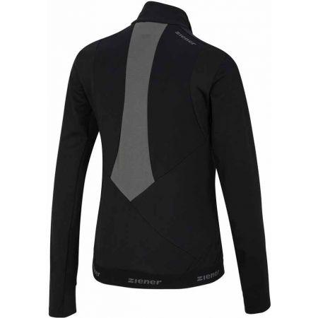 Dámská softshellová bunda - Ziener NARIT BLACK - 2