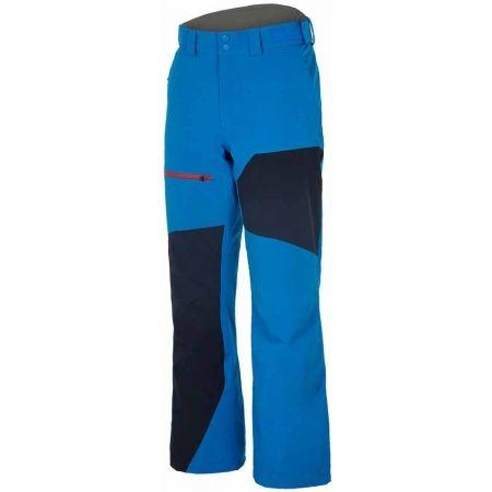 Pánské lyžařské kalhoty - Ziener TIONESTA BLACK - 1
