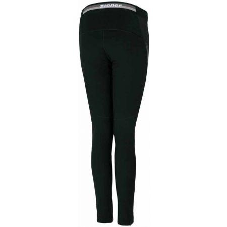 Dámské zimní kalhoty - Ziener NURA BLACK - 2