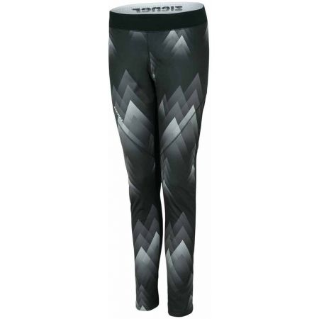 Dámské zimní kalhoty - Ziener NURA BLACK - 1