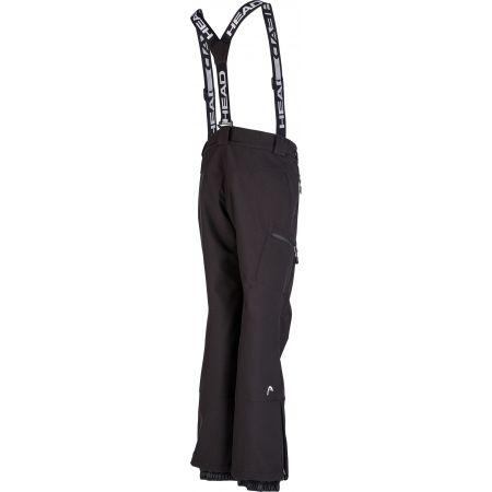 Dámské softshellové lyžařské kalhoty - Head MONTEPA - 3