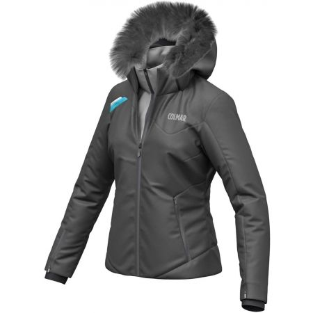 Colmar L. SKI JACKET+FUR - Dámská lyžařská bunda