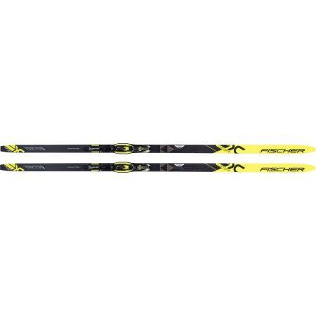 Běžecké lyže na klasiku s podporou stoupání - Fischer TWIN SKIN SPORT + CONTROL - 5