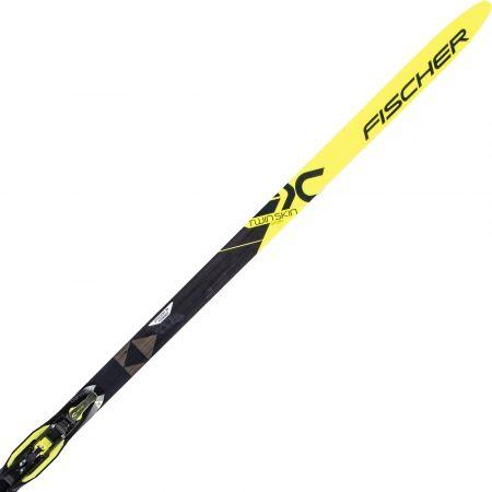 Běžecké lyže na klasiku s podporou stoupání - Fischer TWIN SKIN SPORT + CONTROL - 2
