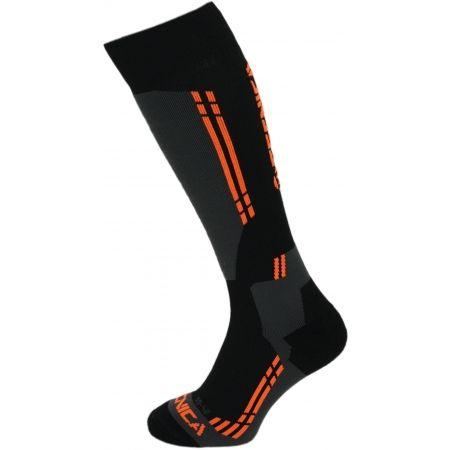 Lyžařské ponožky s vlnou - Tecnica COMPETITION SKI SOCKS