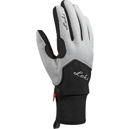 Běžecké rukavice - Leki NORDIC THERMO GLOVE W - 1