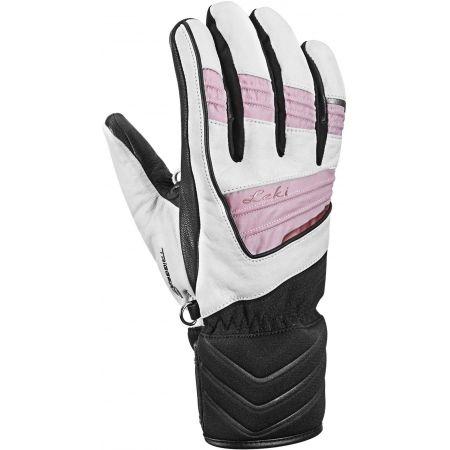 Dámské sjezdové rukavice - Leki GRIFFIN ELITE W - 1