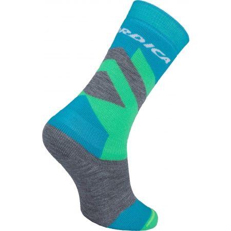 Chlapecké lyžařské ponožky - Nordica FREESKI BASIC BOY - 2
