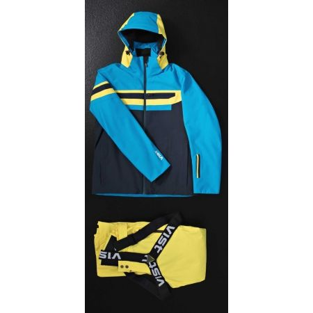 Pánská lyžařská bunda - Vist ANNIBALE - 3