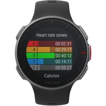 Multisportovní hodinky s GPS a záznamem tepové frekvence - POLAR VANTAGE V HR - 2