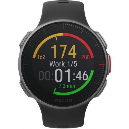 Multisportovní hodinky s GPS a záznamem tepové frekvence - POLAR VANTAGE V HR - 4