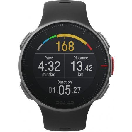 Multisportovní hodinky s GPS a záznamem tepové frekvence - POLAR VANTAGE V HR - 1