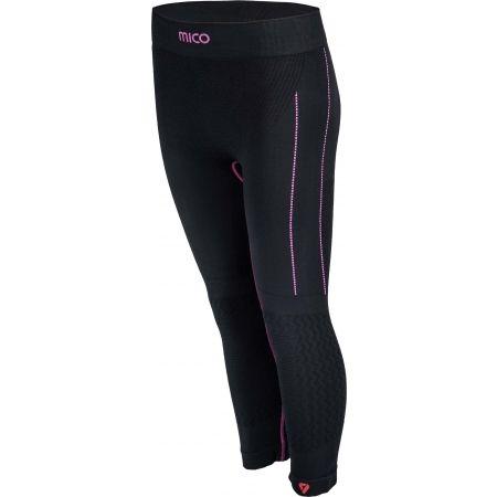 Funkční spodní kalhoty - Mico 3/4 TIGHT PANTS - 1