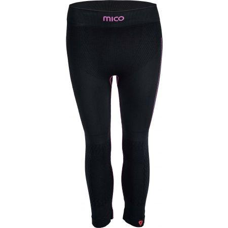 Funkční spodní kalhoty - Mico 3/4 TIGHT PANTS - 2