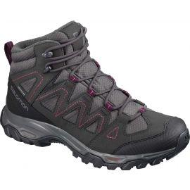 Salomon LYNGEN MID GTX W - Dámská hikingová obuv