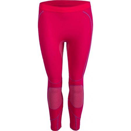Dámské funkční spodní kalhoty - Mico 3/4 TIGHT PANTS WARM SKIN - 2