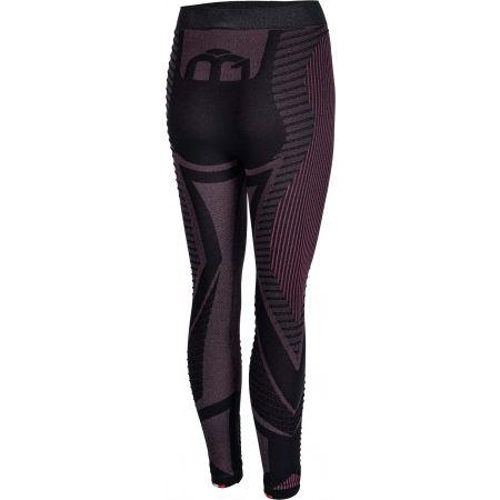 Dámské spodní kalhoty - Mico 3/4 TIGHT PANTS M1 - 3