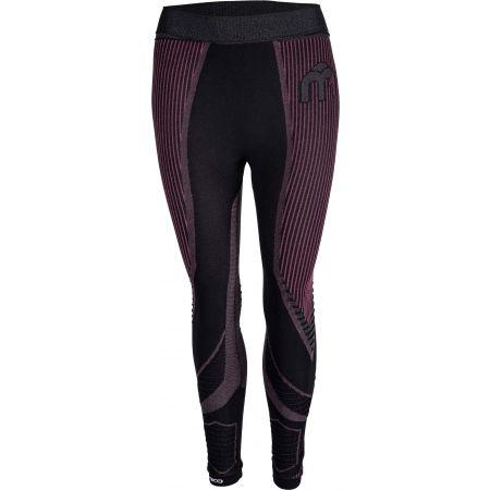 Dámské spodní kalhoty - Mico 3/4 TIGHT PANTS M1 - 2