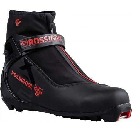Unisexové běžkařské boty - Rossignol XC TOUR 2 - 2