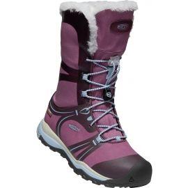 Keen TERRADORA WINTER WP Y - Dívčí zimní vysoká obuv