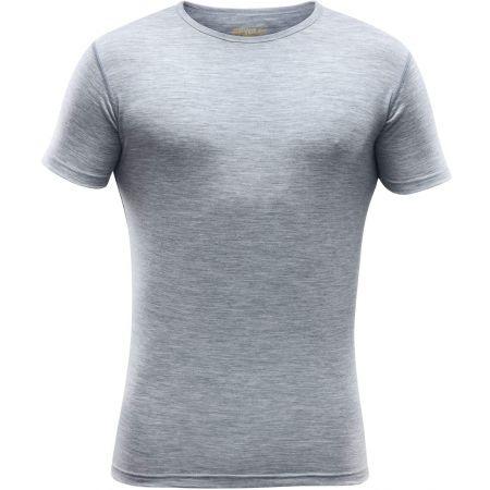 Devold BREEZE T-SHIRT M - Pánské vlněné triko
