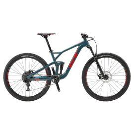 GT SENSOR 29 SPORT - Celoodpružené horské kolo
