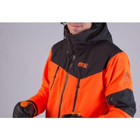 Pánská lyžařská bunda - Picture DUNCAN - 6