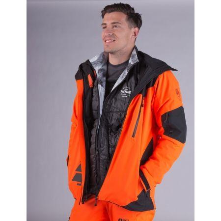 Pánská lyžařská bunda - Picture DUNCAN - 7