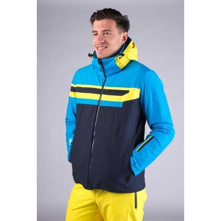 Pánská lyžařská bunda - Vist ANNIBALE - 4