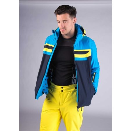 Pánská lyžařská bunda - Vist ANNIBALE - 5