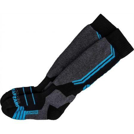 Blizzard ALLROUND SKI SOCKS - Dětské lyžařské ponožky