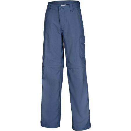 Columbia SILVER RIDGE III CONVERTIBLE PANT - Dívčí outdoorové kalhoty