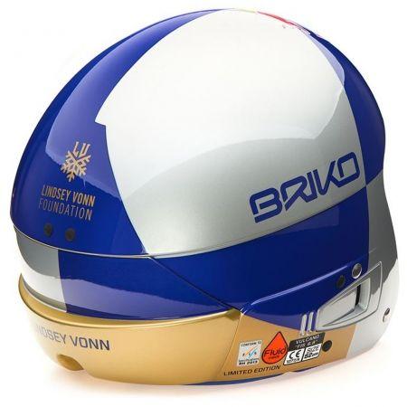 Pánská lyžařská helma - Briko VULCANO FIS RB LVF 6.8 FLUID INSIDE - 2