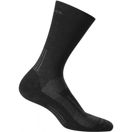 Pánské turistické ponožky - Icebreaker HIKE LIGHT CREW