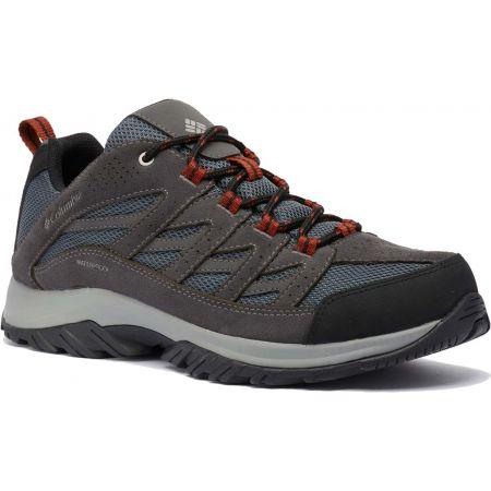 Pánská outdoorová obuv - Columbia CRESTWOOD WATERPROOF M
