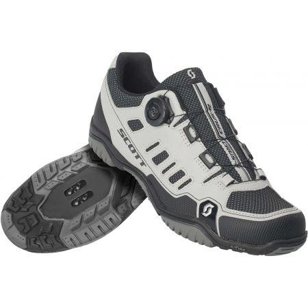 Pánská cyklistická obuv MTB - Scott SPORT CRUS-R BOA REFLECTIVE - 2