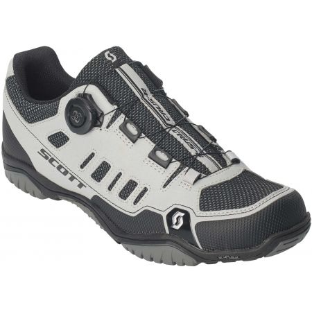 Scott SPORT CRUS-R BOA REFLECTIVE - Pánská cyklistická obuv MTB
