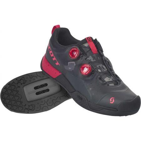 Dámská cyklistická obuv MTB - Scott MTB AR BOA CLIP W - 2