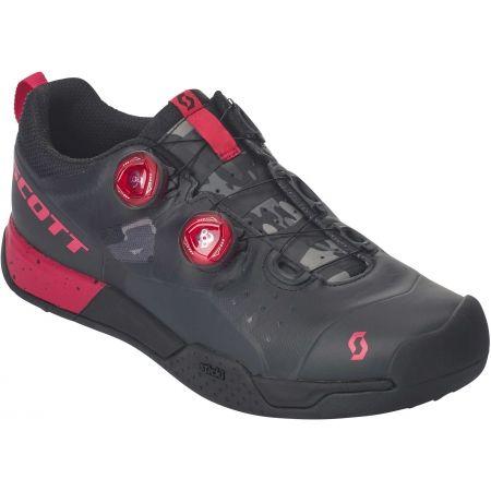Dámská cyklistická obuv MTB - Scott MTB AR BOA CLIP W - 1