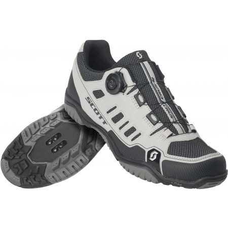 Dámská cyklistická obuv MTB - Scott SPORT CRUS-R BOA REFLECTIVE W - 2