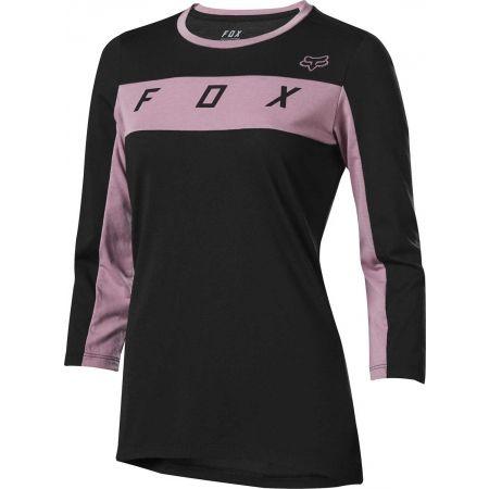 Dámský dres na kolo - Fox RANGER DR 3/4 JRSY W - 1