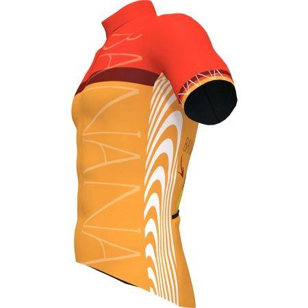 Pánský cyklistický dres - Rosti BANANA - 2